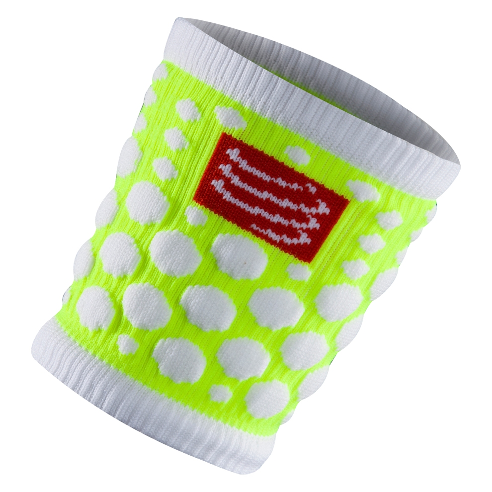 Compressport Wrist band (fluo yellow)