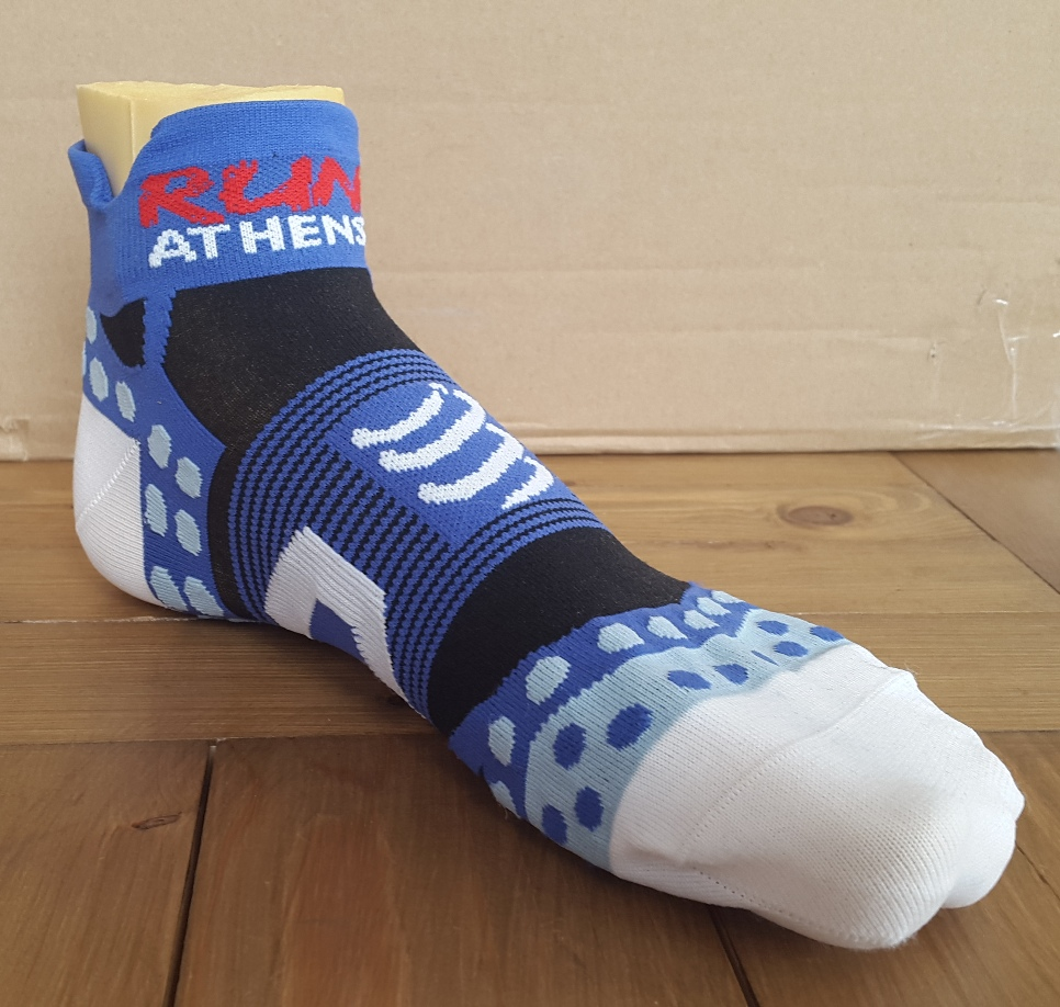 COMPRESSPORT ULTRALITE V2.1 LOW CUT RUN ATHENS (12g)