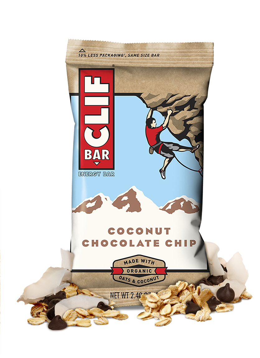 CLIF BARS Coconut Chocolate Chip 68g