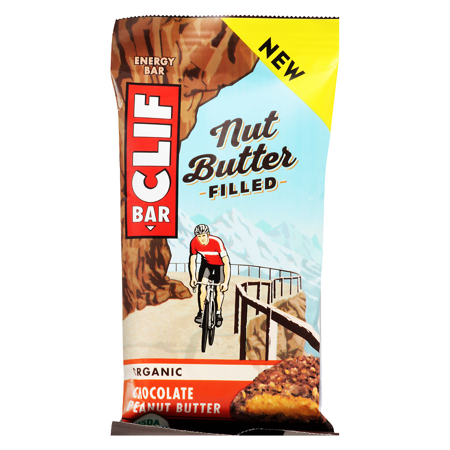 CLIF Nut Butter Filled (Chocolate-Peanut Butter)
