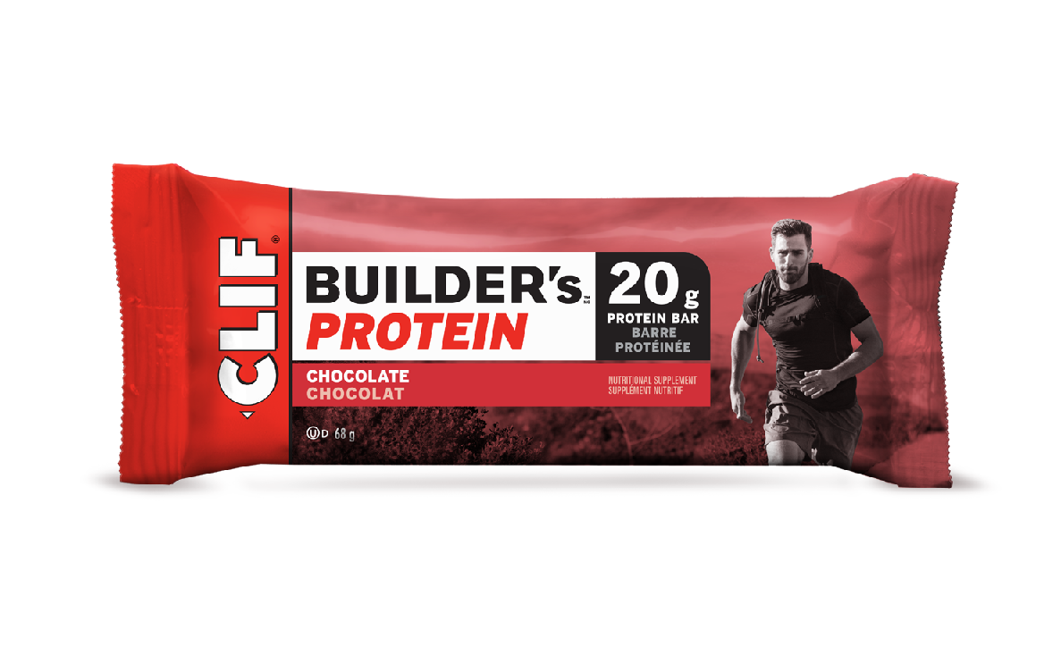 CLIF BUILDER's PROTEIN (Chocolate)