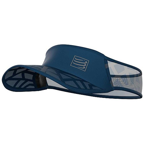 Compressport ULTRALIGHT SPIDER Visor (blue)