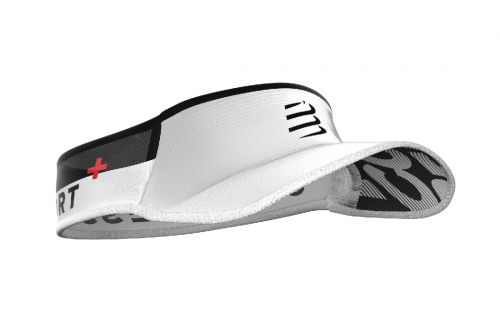 Compressport ULTRALIGHT Visor (white)