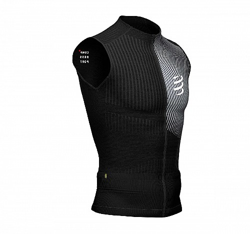 COMPRESSPORT TRAIL RUNNING TANK (BLACK) - ΑΝΤΡΙΚΟ