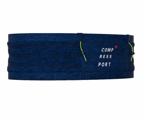 Compressport Free Belt PRO (BLUE)
