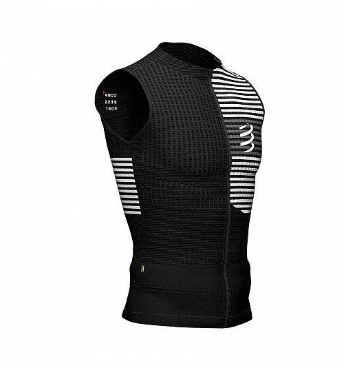 COMPRESSPORT TRIATHLON TANK (BLACK) - ΑΝΤΡΙΚΟ